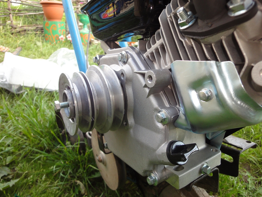 Двигатели от мотоблока лифан